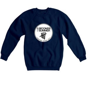 5 second of summers sweatshirt from teesbuys.com