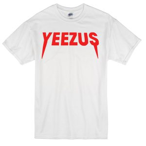 UNISEX Kanye West Yeezus Tour T-Shirt