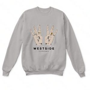 West Side Hand Sweatshirt
