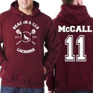 beacon hills mccall hoodie