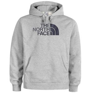 the north face grey color Hoodies