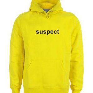 suspect hoodie