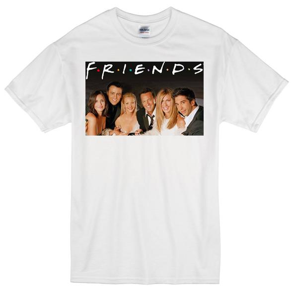 Risultati immagini per t shirt friends