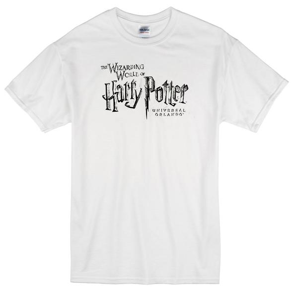 395002b095b1 The Harry Potter T-shirt - newgraphictees.com