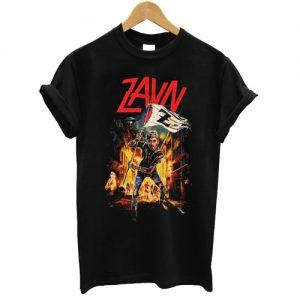 Zayn Malik Zombies Slayer T shirt