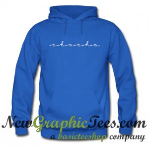 Chacha The Wave Logo Hoodie
