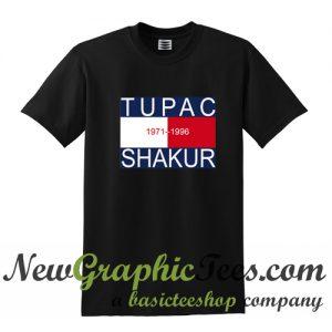 Tupac Shakur 1971-1996 T Shirt