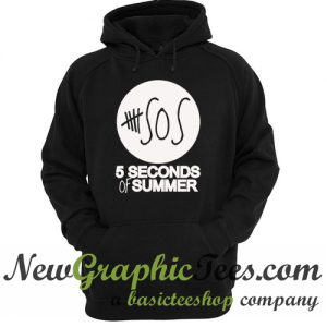 5SOS 5 Seconds of Summer Logo Hoodie