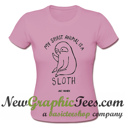 0aa65362 My-Spirit-Animal-Is-A-Sloth-T-Shirt.png