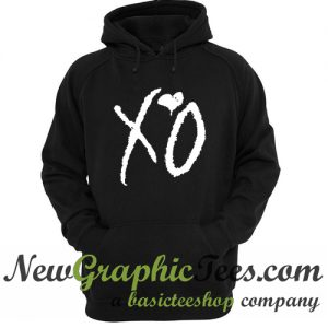 The Weeknd XO Logo Hoodie