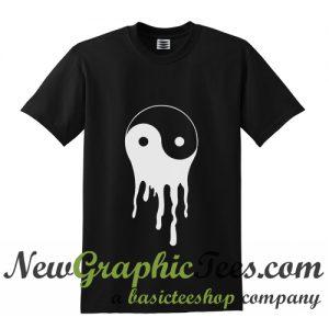 Yin Yang Dripping T Shirt