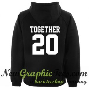 Together 20 Hoodie Back