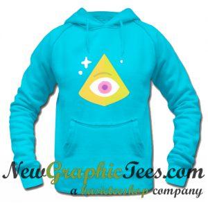 Triangle Eyes Hoodie