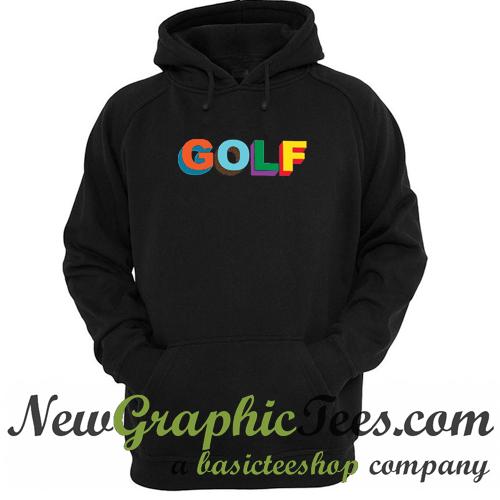 3D Golf Wang Hoodie