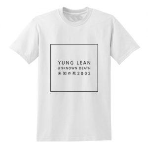 Yung Lean Unknown Death T-Shirt