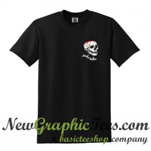 Yokosuka Skull T Shirt