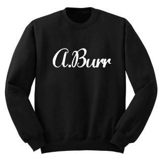 A Burr Sweatshirt