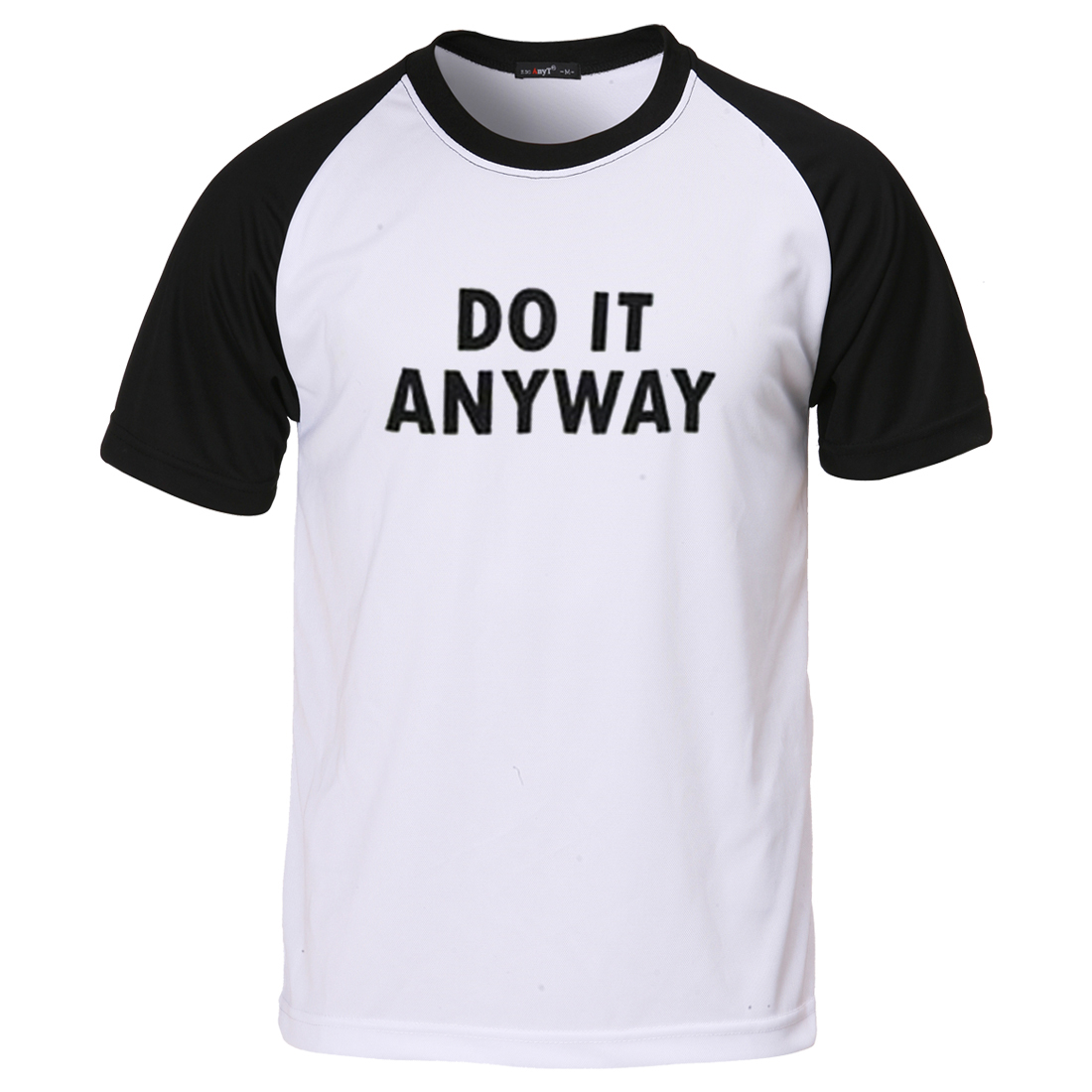 do it anyway baseball shirt
