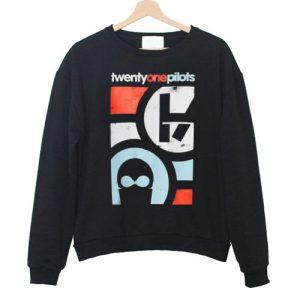 twenty one pilots sweatshirt