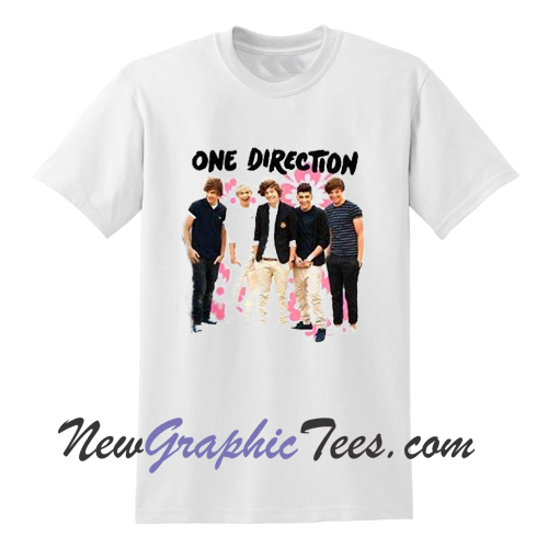 1D One Direction Tshirt