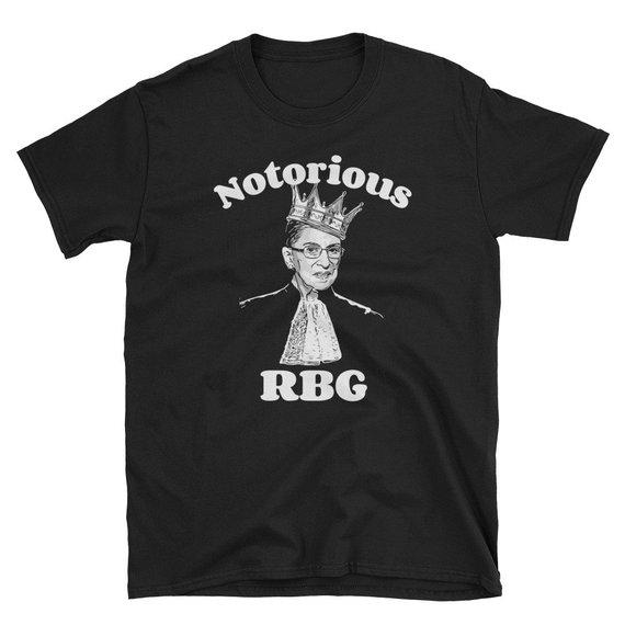 a940272a0e9d Ruth Bader Ginsburg T Shirt - newgraphictees.com Ruth Bader Ginsburg T Shirt