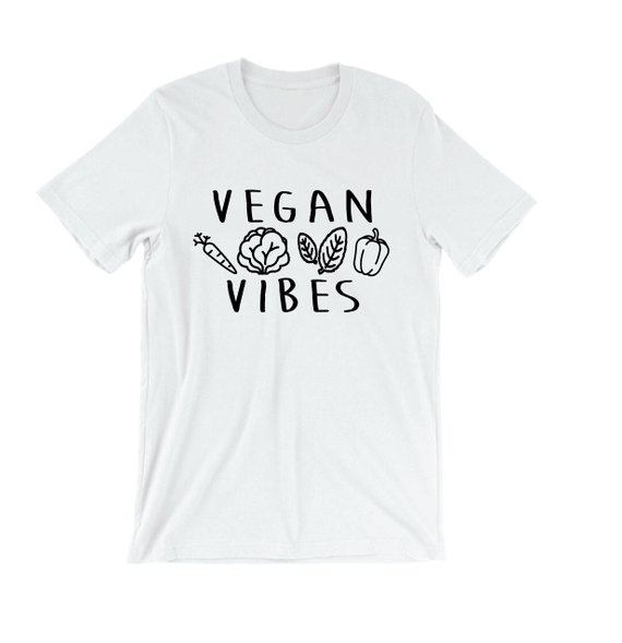 Vegan Vibes T Shirt