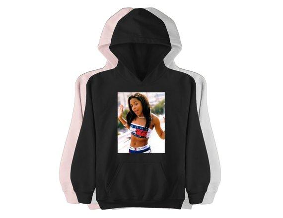 Aaliyah Unisex Pullover Hoodie