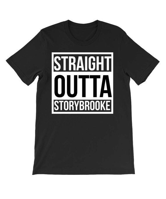 Straight Outta Storybrooke T Shirt