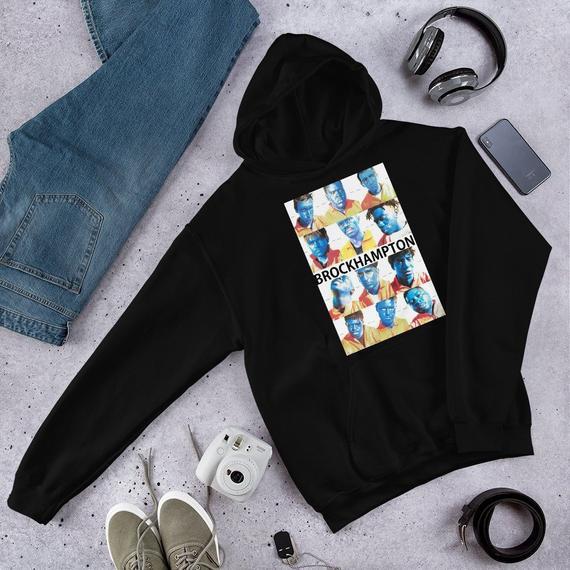 Brockhampton Iridescence Vintage hoodie