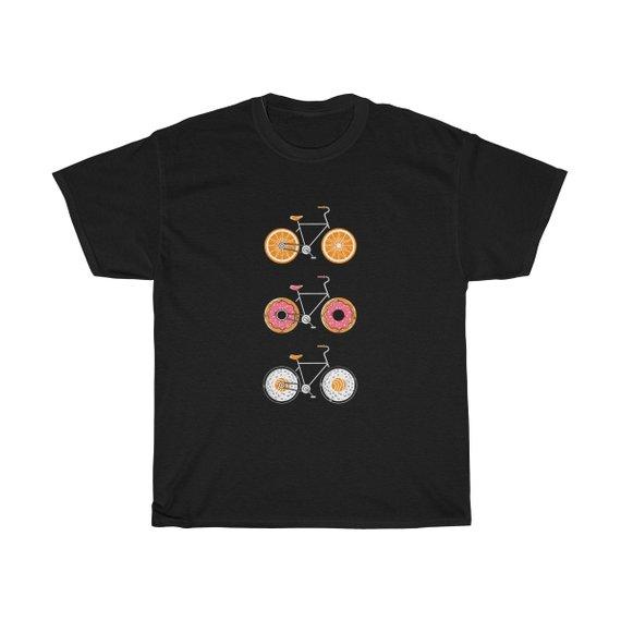 Food Bicycle T Shirt
