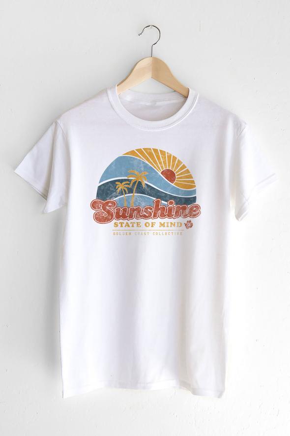 Sunshine State of Mind T Shirt