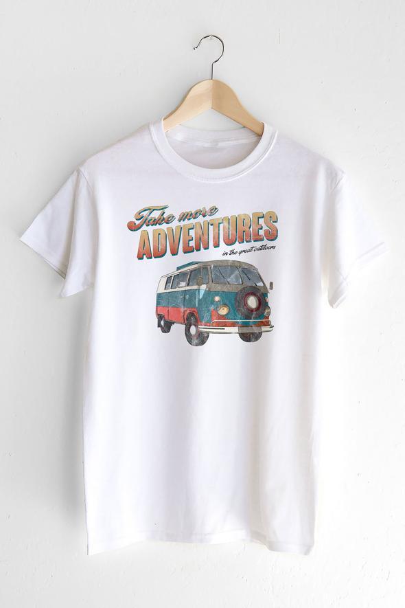 Take More Adventures T Shirt