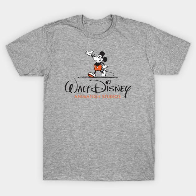 Walt Disney Animation Studios T Shirt