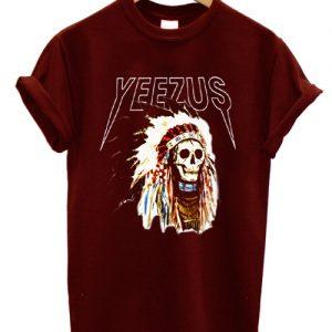 yeezus tshirt