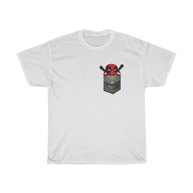 Deadpool Pocket T Shirt
