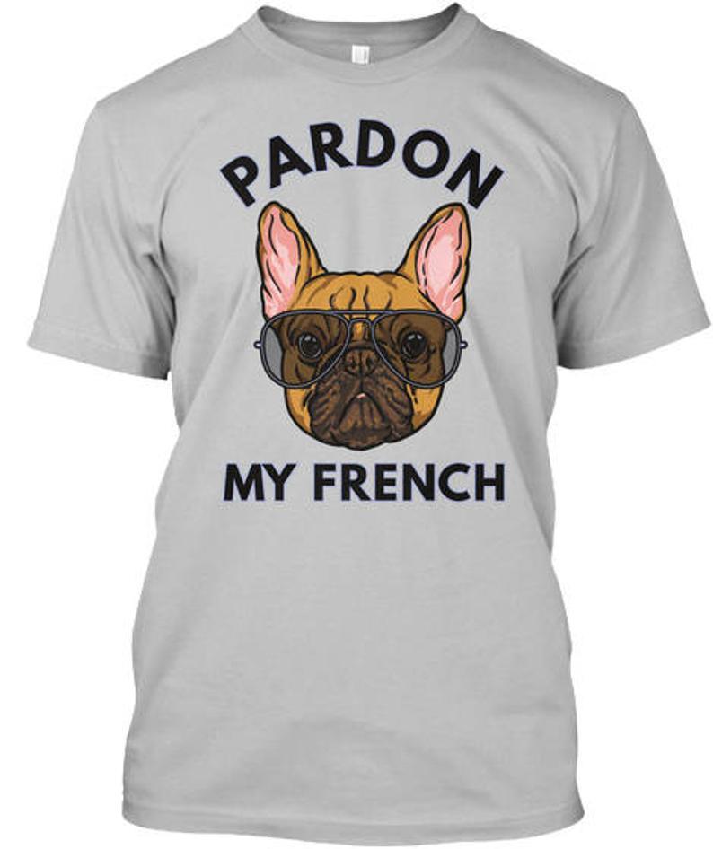 Bulldog Pardon My French