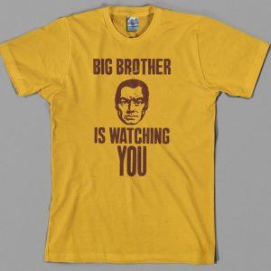 1984 Big Brother T Shirt
