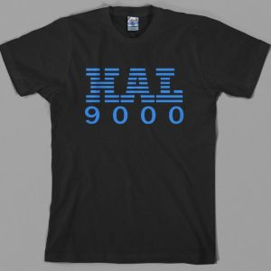 2001 Space Odyssey HAL T Shirt
