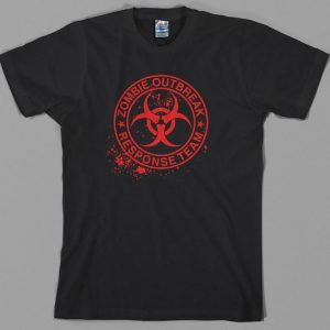 Zombie Responce Team T Shirt