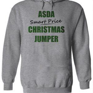 ASDA Smart Price Christmas Jumper Hoodie