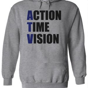 Action Time Vision ATV Hoodie