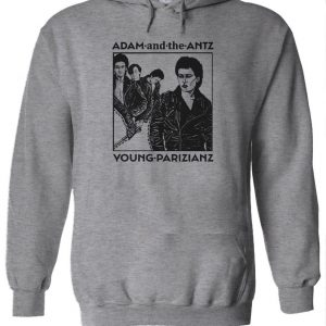 Adam And The Antz Young Parizianz Hoodie