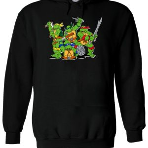 All Teenage Mutant Ninja Turtles Hoodie