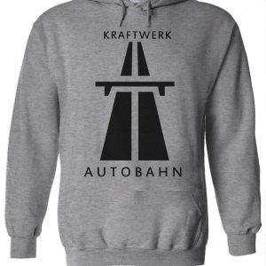Kraftwark Autobahn German Electronic Hoodie
