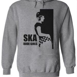 SKA Rude Girls Hoodie