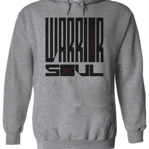 Warrior Soul Alternative Metal Band Hoodie