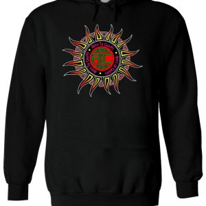 Alice In Chains Sun Logo Hoodie