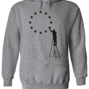 Banksy Europe Brexit Hoodie