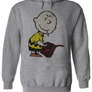 Snoopy With Fuel Hoodie