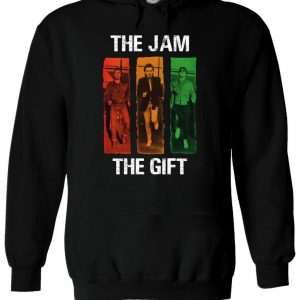 The Jam The Gift Post Punk Hoodie